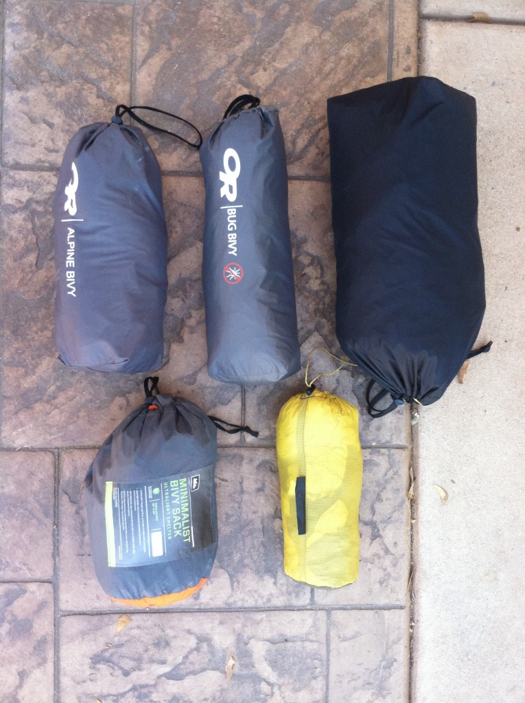The Best Bivy Sack Outdoorgearlab