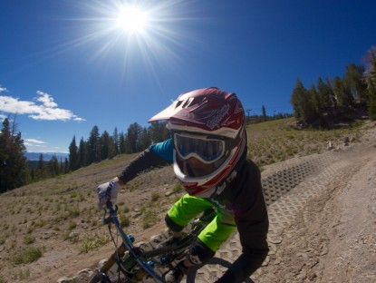 We tested six of the best and most popular full face downhill helmets.