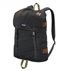 OutdoorGearLab Top Pick award winner the Patagonia Arbor laptop backpack.