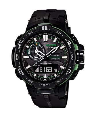 Casio PRWS6000Y-1A available on manu 1/20/17
