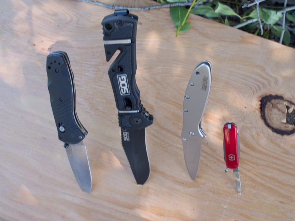 The 11 Best Pocket Knives Of 2017 Outdoorgearlab