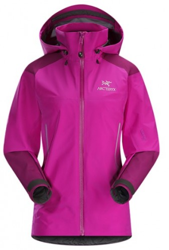 arcteryx womens jacket reviews