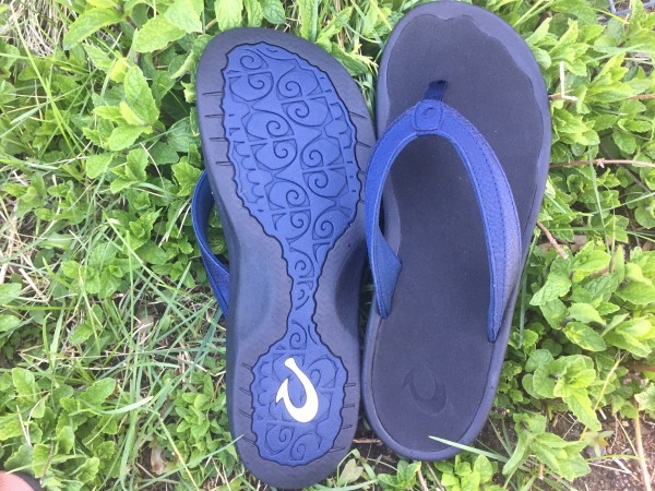 d5b0b872cdc3 The Ohana has a molded drop-in ICEVA footbed that feels both comfortable  and supportive