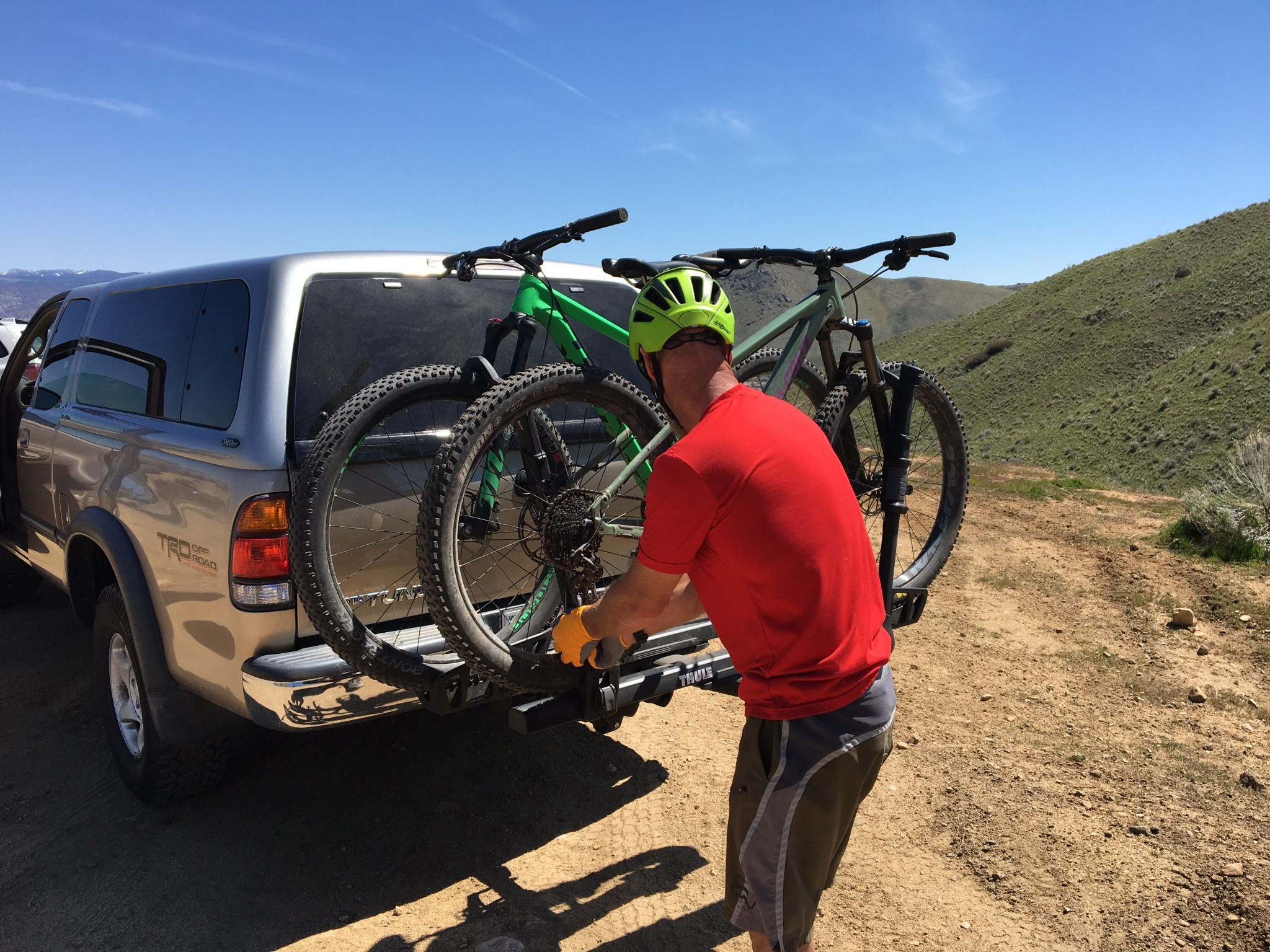 the best bike racks for hitches, cars, and suvs | outdoorgearlab