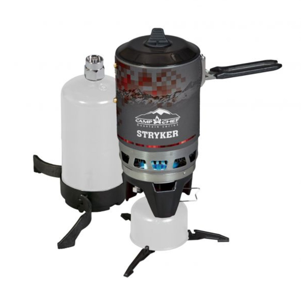 Camp Chef Stryker Multi-Fuel Review   OutdoorGearLab