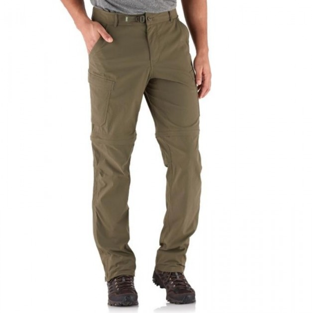 8ddddcb18f REI Co-op Sahara Roll-Up Review. These comfortable, relaxed fit pants are  an inexpensive option for day hikes and short backpacking trips.